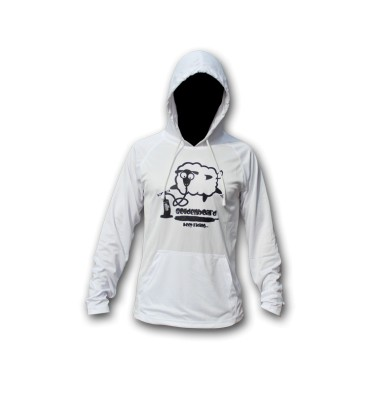 Ice Cream Watershirt white sheep