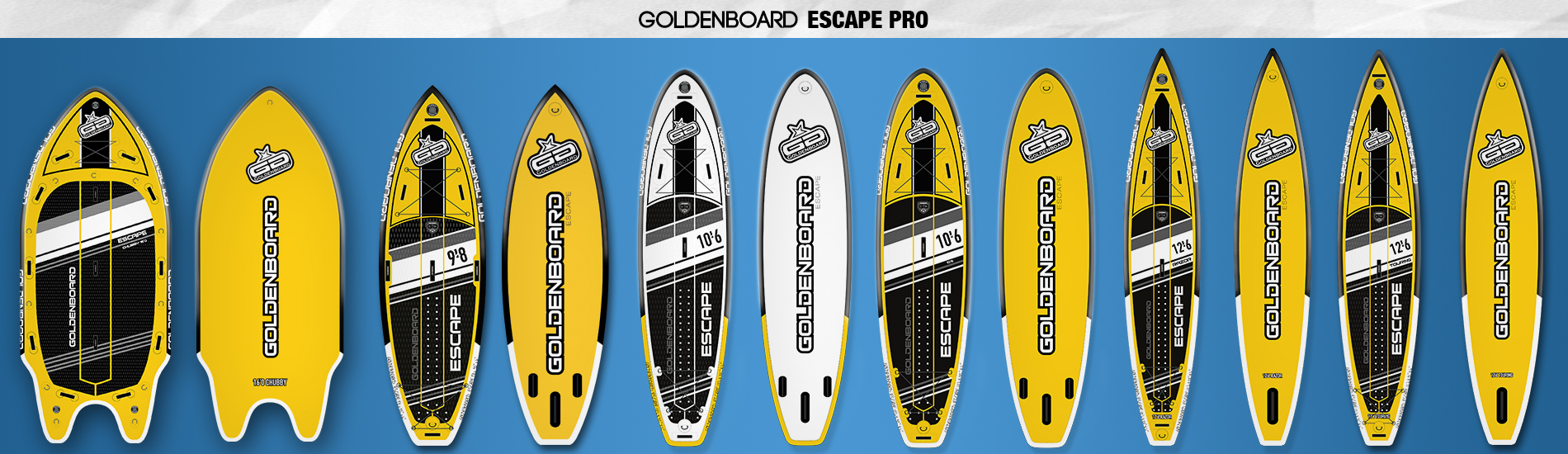GOLDENBOARD Paddle - Page 15 ESCAPE-2016