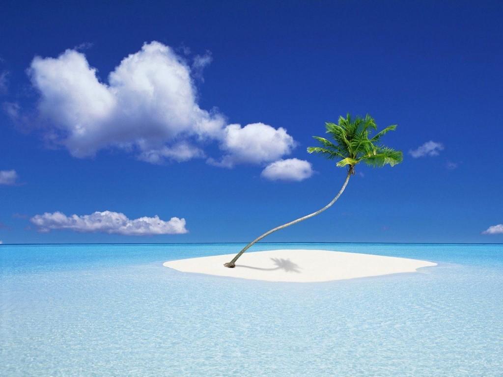 3418-ile-eau-turquoise-paradis-WallFizz